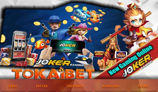 Agen Slot Joker123 Gaming Online Terpercaya