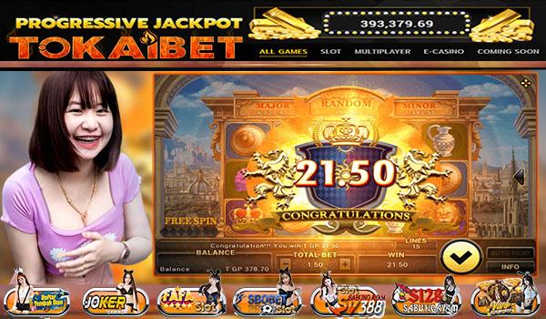 Situs Joker Gaming Layanan Bermain Slot Joker123 Terbaru
